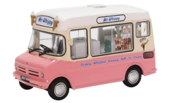 Modellauto - <strong>Bedford</strong> CF, RHD, Ice Cream Van Mr Whippy<br /><br />Oxford, 1:43<br />Nr. 230218