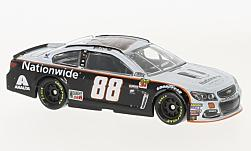 Modellauto - <strong>Chevrolet</strong> SS, No.88, Hendrick Motorsports, Nationwide Grey Ghost, Nascar, D.Earnhardt Jr., ohne Vitrine, 2017<br /><br />Lionel Racing, 1:64<br />Nr. 230516