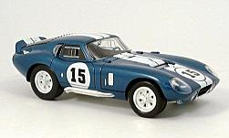ModelCar - <strong>Shelby</strong> Cobra Daytona Coupe, No.15, 1965<br /><br />American Mint/Yat Ming, 1:18<br />No. 230747