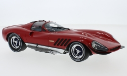 Modelcar - <strong>Ferrari</strong> Thomassima III, red, 1969<br /><br />CMF, 1:18<br />No. 230963
