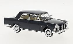 Modellauto - <strong>Fiat</strong> 2100 Berlina Speciale, dunkelblau, 1959<br /><br />AutoCult, 1:43<br />Nr. 230979