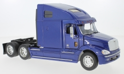 Modelcar - <strong>Freightliner</strong> Columbia, metallic-blue<br /><br />Welly, 1:32<br />No. 231043