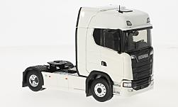 ModelCar - <strong>Scania</strong> S 730 V8, weiss, ohne Vitrine<br /><br />Eligor, 1:43<br />番号 231052