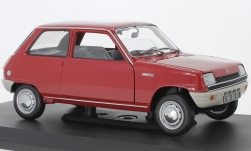 Modellauto - <strong>Renault</strong> 5, rot, 1972<br /><br />Norev, 1:18<br />Nr. 231196