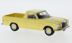 Modellauto - <strong>Mercedes</strong> Binz W115 Pick-up Argentina, gelb, 1974<br /><br />Neo, 1:43<br />Nr. 231272