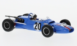 Modelcar - <strong>Matra</strong> MS5, No.20, formula 2, GP Reims, P.Rodriguez, 1966<br /><br />Spark, 1:43<br />No. 231335
