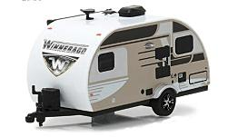 Modellauto - <strong>Winnebago</strong> Winnie Drop 1710, 2016<br /><br />Greenlight, 1:64<br />Nr. 231571