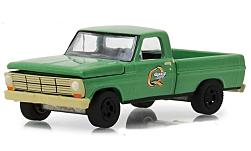 Modellauto - <strong>Ford</strong> F-100, Quaker State, 1969<br /><br />Greenlight, 1:64<br />Nr. 231590