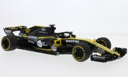 Modellauto - <strong>Renault</strong> R.S. 18, Formel 1<br /><br />Solido, 1:18<br />Nr. 231618