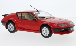 Modelcar - <strong>Alpine Renault</strong> A310 Pack GT, red, 1983<br /><br />Solido, 1:18<br />No. 231621
