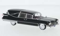 Modelcar - <strong>Cadillac</strong> Superior Crown Royale Landau Hearse, black, 1959<br /><br />Neo, 1:43<br />No. 231657