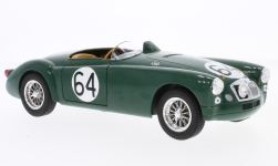 Modellauto - <strong>MG</strong> EX182, No.64, 24h Le Mans, T.Lund/H.Waeffler, 1955<br /><br />Triple 9 Collection, 1:18<br />Nr. 231832