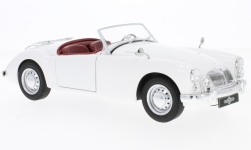 Modellauto - <strong>MGA</strong> MKII A 1600 Open Converteerbaar, wit, 1961<br /><br />Triple 9 Collection, 1:18<br />Nr. 231833