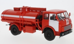 ModelCar - <strong>MAZ</strong> AC-8-5334, rot/weiss<br /><br />Nash Avtoprom, 1:43<br />No. 231939
