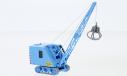 Modelcar - <strong>Krupp Ardelt</strong> Raupenkran, light blue<br /><br />Wiking, 1:87<br />No. 231986