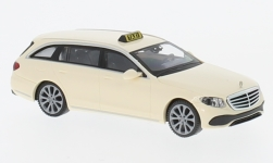Modelcar - <strong>Mercedes</strong> E-Class T-Model (S213), taxi<br /><br />Wiking, 1:87<br />No. 231989