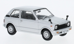Modellauto - <strong>Suzuki</strong> Alto, zilver, RHD, 1979<br /><br />First 43 Models, 1:43<br />Nr. 232028