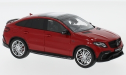 Modellauto - <strong>Brabus</strong> 850 4x4 Coupe, rot, Basis: Mercedes GLE 63 S, 2016<br /><br />Minichamps, 1:43<br />Nr. 232062
