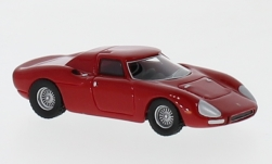 Modelcar - <strong>Ferrari</strong> 250 LM, red, 1964<br /><br />BoS-Models, 1:87<br />No. 232097