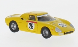 Modellauto - <strong>Ferrari</strong> 250 LM, No.26, 24h Le Mans, P.Dumay/G.Gosselin, 1965<br /><br />BoS-Models, 1:87<br />Nr. 232099