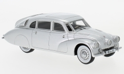 Modellauto - <strong>Tatra</strong> 87, silber, 1940<br /><br />Neo, 1:43<br />Nr. 232108