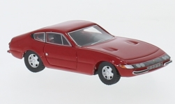 Modellauto - <strong>Ferrari</strong> 365 GTB/4, rood, 1969<br /><br />BoS-Models, 1:87<br />Nr. 232129