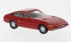 Modelcar - <strong>Ferrari</strong> 365 GTB/4, red, 1972<br /><br />BoS-Models, 1:87<br />No. 232130