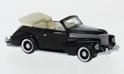 Modelcar - <strong>Opel</strong> captain Convertible, black, 1939<br /><br />BoS-Models, 1:87<br />No. 232138