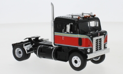 Modelcar - <strong>Kenworth</strong> Bullnose, black/red, 1950<br /><br />IXO, 1:43<br />No. 232151