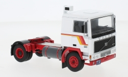 Modelcar - <strong>Volvo</strong> F10, white/red, 1983<br /><br />IXO, 1:43<br />No. 232153