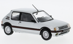 Modellauto - <strong>Peugeot</strong> 205 GTi 1,6, silber<br /><br />Solido, 1:43<br />Nr. 232242