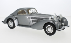 Modelcar - <strong>Horch</strong> 853 Spezial Coupe by Erdmann & Rossi, metallic-grey, Manuela, 1937<br /><br />CMF, 1:18<br />No. 232285