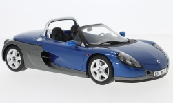 Modellauto - <strong>Renault</strong> Spider, metallic-blau, 1998<br /><br />Ottomobile, 1:18<br />Nr. 232471