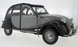 Modelcar - <strong>Citroen</strong> 2CV Charleston, grey/black<br /><br />Premium X, 1:8<br />No. 232533