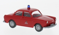 Modellauto - <strong>VW</strong> 1600, Feuerwehr<br /><br />Wiking, 1:87<br />Nr. 232543