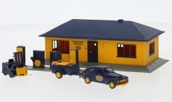 Modellauto - <strong>Set</strong> ASG<br /><br />Wiking, 1:87<br />Nr. 232550