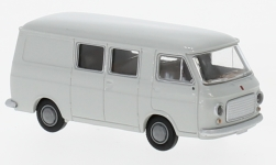 Modelcar - <strong>Fiat</strong> 238 half bus, light grey<br /><br />Brekina, 1:87<br />No. 232724
