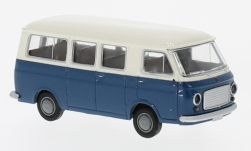 Modelcar - <strong>Fiat</strong> 238 bus, white/blue<br /><br />Brekina, 1:87<br />No. 232725