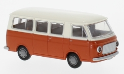 Modelcar - <strong>Fiat</strong> 238 bus, white/orange<br /><br />Brekina, 1:87<br />No. 232726