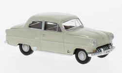 Modelcar - <strong>Opel</strong> Olympia Rekord, beige, from the Switzerland<br /><br />Brekina, 1:87<br />No. 232728