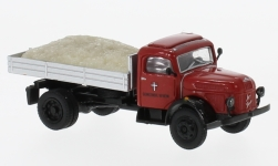 Modelcar - <strong>Steyr</strong> 480, city Vienna, Streufahrzeug with material loaded<br /><br />Brekina Starline, 1:87<br />No. 232754