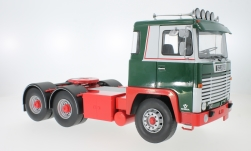 Modelcar - <strong>Scania</strong> LBT 141, green/white, 1976<br /><br />Road Kings, 1:18<br />No. 232768