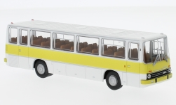 Modelcar - <strong>Ikarus</strong> 255, white/light yellow<br /><br />Brekina, 1:87<br />No. 232774