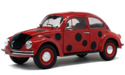 Modelcar - <strong>VW</strong> beetle 1303, Marienkäfer<br /><br />Solido, 1:18<br />No. 232782