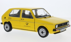 Modelcar - <strong>VW</strong> Golf I, German Bundespost, 1974<br /><br />Solido, 1:18<br />No. 232783