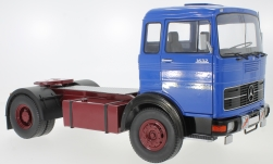 Modellauto - <strong>Mercedes</strong> LPS 1632, blau, 1969<br /><br />Road Kings, 1:18<br />Nr. 232794