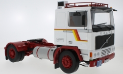 Modelcar - <strong>Volvo</strong> F1220, white/red<br /><br />Road Kings, 1:18<br />No. 232796