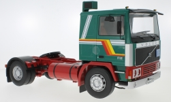 Modelcar - <strong>Volvo</strong> F12, green/white<br /><br />Road Kings, 1:18<br />No. 232797
