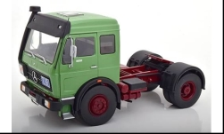 Modelcar - <strong>Mercedes</strong> NG 1632, green/dark red, 1973<br /><br />Road Kings, 1:18<br />No. 232800