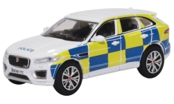 Modelcar - <strong>Jaguar</strong> F-Pace,  Police<br /><br />Oxford, 1:76<br />No. 232911